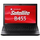���� PB453MNB1R7AA71 dynabook Satellite Windows7Pro Celeron 1005M 4GB 320GB DVD�X�[�p�[�}���` ����LAN Bluetooth 10�L�[�t���L�[�{�[�h Win8.1Pro...