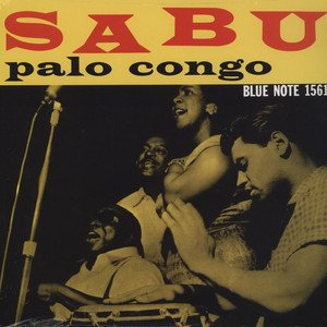 palo congo LP by SABU MARTINEZ