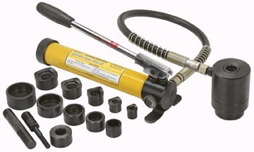 Hydraulic Knockout Punch Driver Kit