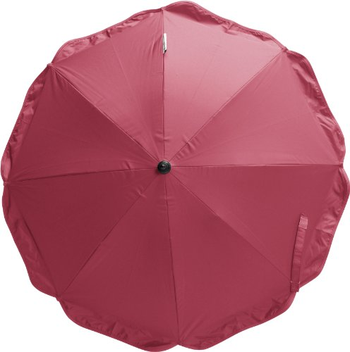 Playshoes Universal Stroller Parasole Sun Umbrella (Red) - 1