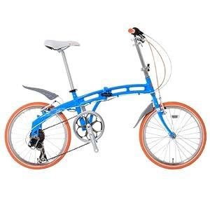 20インチ 折りたたみ自転車 ...