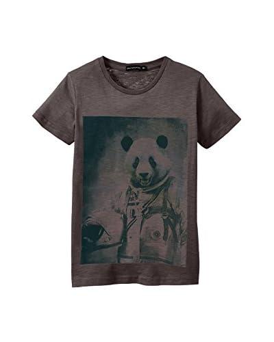 Best Mountain T-Shirt Manica Corta [Bianco]