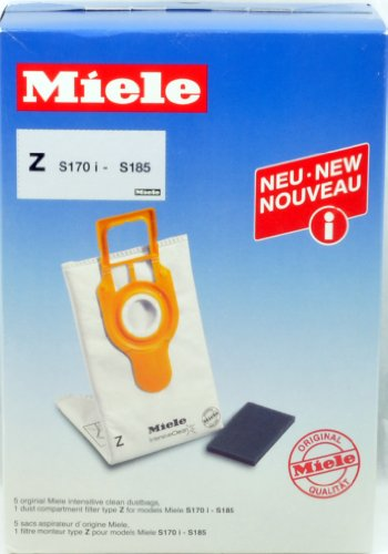 Miele Vacuum Bag back-27241
