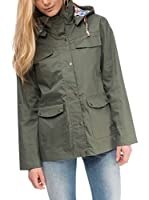 Lighthouse Chaqueta Impermeable Romy (Verde)