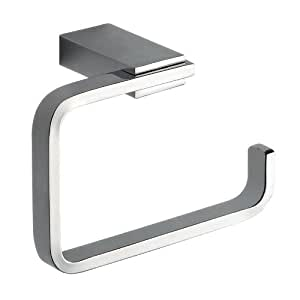 Nameeks 3824-13 Kansas Paper Toilet Tissue Holder, Chrome