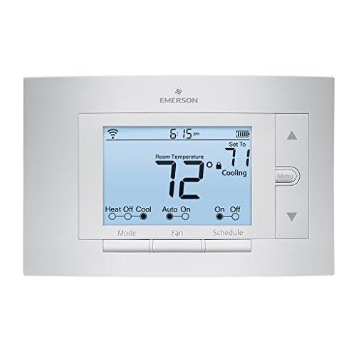 Sensi Wi-Fi Programmable Thermostat, 1F86U-42WF for Smart Home