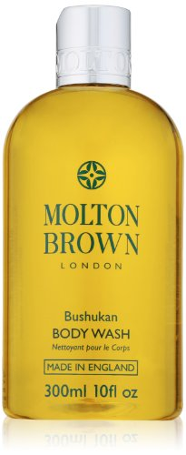 Molton Brown Gel da Bagno Bushukan - 300 ml