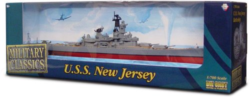 Gearbox Military Classics USS New Jersey
