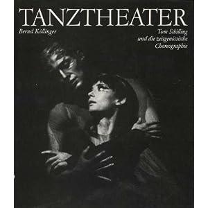 Tanztheater. Tom Schilling und die zeitgenössische Choreographie. Sieben Studien