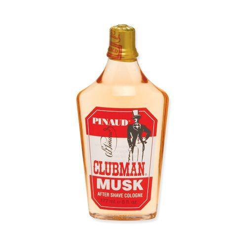 Clubman Pinaud Musk After Shave Cologne After Shaving Products