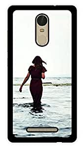 "Humor Gang Water And Nirvana Printed Designer Mobile Back Cover For ""Xiaomi Redmi Note 3"" (3D, Glossy, Premium Quality Snap On Case)"