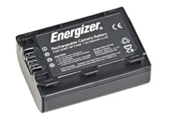 Energizer ENV-SFH50 Digital Replacement Video Battery for Sony NP-FH50 (Black)