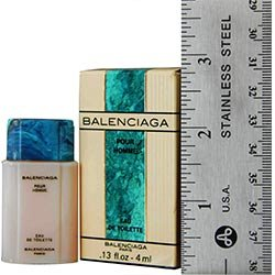 Balenciaga Pour Homme By Balenciaga for Men -- 4 ML EDT Mini