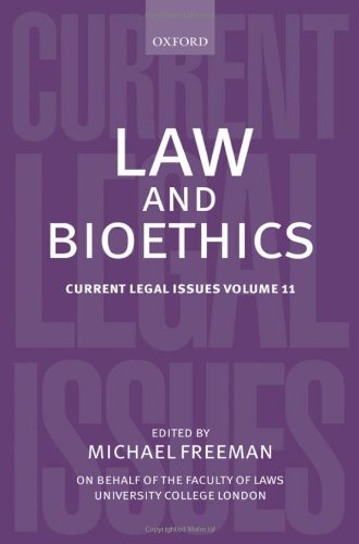 the current legal and ethical views of scholars in the field of bioethics on the topic of physician  Medical ethics essays the hippocratic oath has been used for centuries, and was created to provide standards for physicians in the past bioethics comprise every possible aspect of health care, medical, moral, social, political, religious, legal and financial.