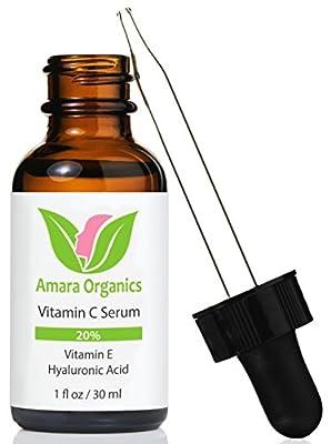Amara Organics Vitamin C Serum for Face by Amara Organics