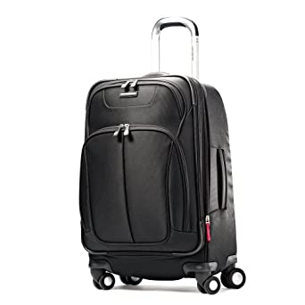 Low Price Samsonite Luggage Hyperspace Spinner 21.5 Expandable Suitcase