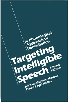 Targeting Intelligible Speech: A Phonological Approach to Remediation (Targeting Intelligible Speech compare prices)