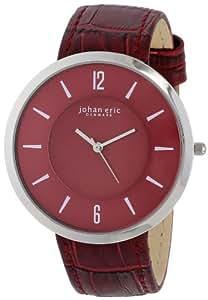 Johan Eric Women's JE5001-04-001.14A Vejle Analog Display Quartz Red Watch