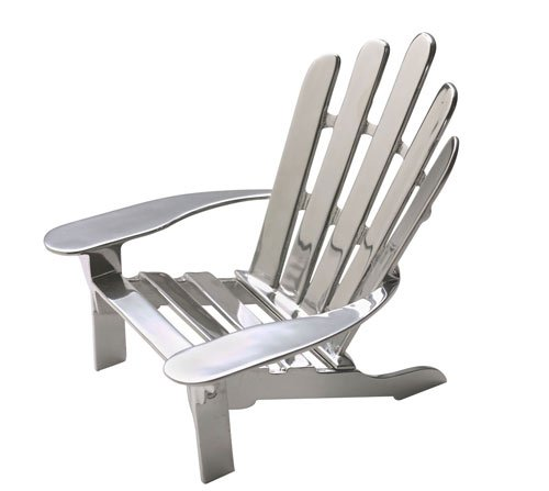 Mariposa Adirondack Chair Napkin Holder