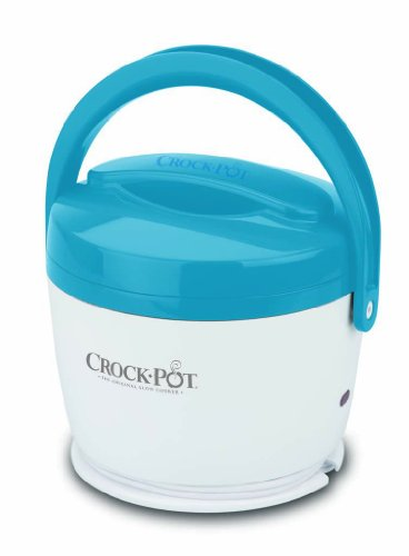 Crock-Pot SCCPLC200-BL 20-Ounce Lunch Crock Food Warmer, Blue (Usb Microwave compare prices)
