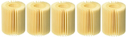 Genuine Toyota - 4Runner Oil Filter 1/2 Case (QTY 5) - 04152-YZZA5 (2014 4runner Oil Filter compare prices)