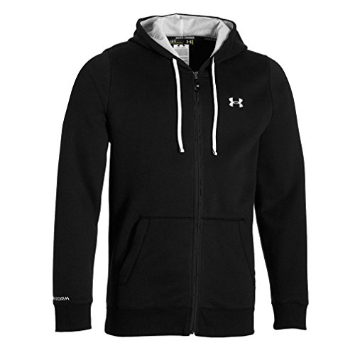 Under Armour Storm Rival Full Zip Hoody - SS16 - XX Large - Black
