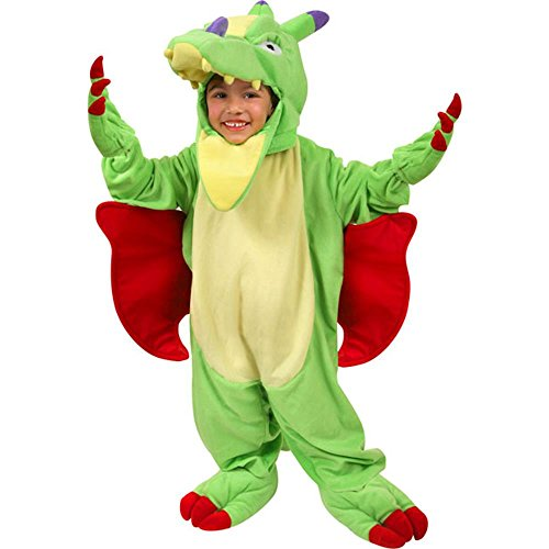 SKM Enterprise Boys Plush Dragon Halloween Costume