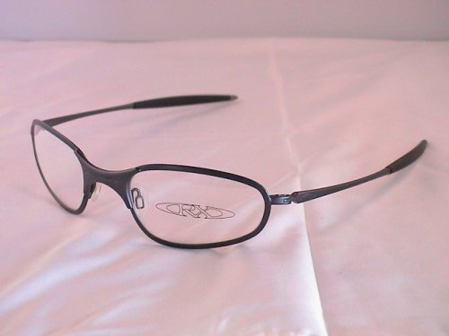 Good Eyeglass Frames For Thick Lenses : Total Searches: Oakley A-wire Thick Rx Eyeglasses Frames ...