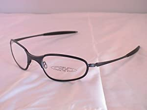 Oakley A-wire Thick Rx Eyeglasses Frames Dark New