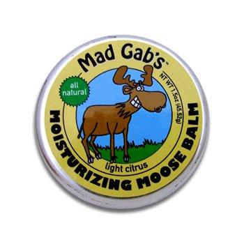 Mad Gab's モイスチャライジング MOOSE バーム