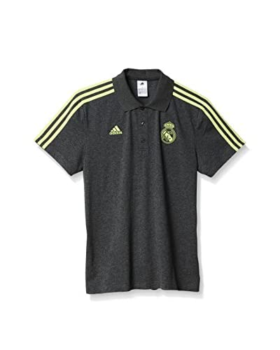 adidas Polo REAL 3S Gris / Verde