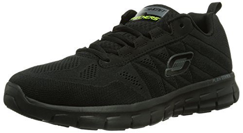Skechers Synergy Power Switch Mens Running Shoes Black 10.5 (Skechers Power Switch compare prices)