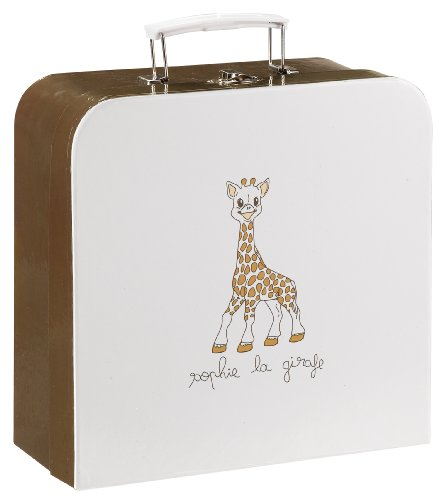 Vulli Sophie The Giraffe Gift Case Lunchbox With Sophie The Giraffe