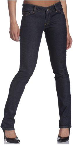 Dickies Juniors Classic Five Pocket Skinny Jean, Rinse Wash, 7