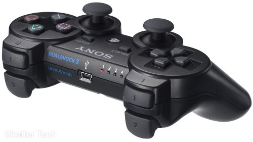 PlayStation 3 Dualshock 3 Wireless Controller (Rapid Fire Mod)