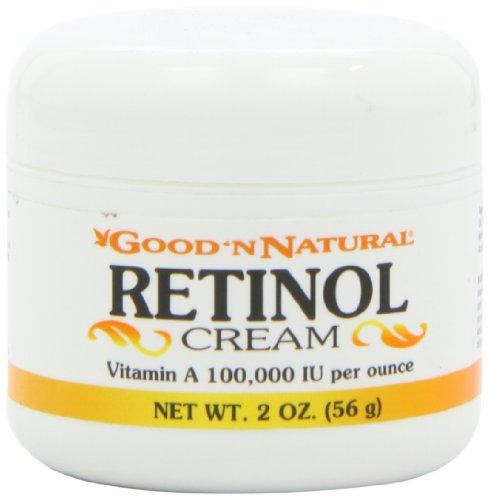 Retinol Cream (Vitamin A 100 - 000 Iu Per Ounce) - 2 Oz