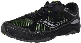 Saucony Men s Grid Adapt Trail Running Shoe B006NZFETI