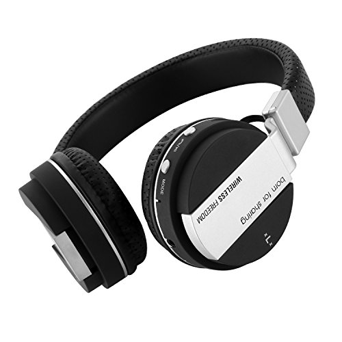 GSPON-Foldable-bluetooth-over-ear-headphonesStereo-wireless-headsetBuilt-in-Mic-for-SmartphonesTabletsPC