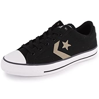 Converse Unisex Star Player Premium Lace Up Trainers Sports Shoes