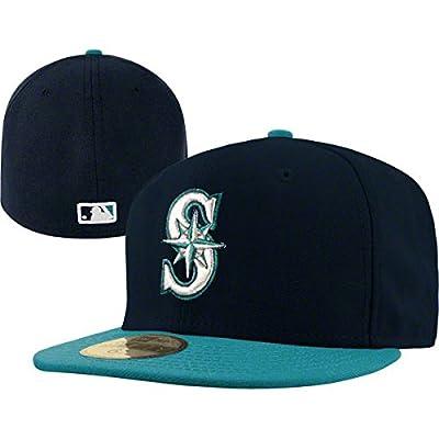 New Era 5950 Authentic Seattle Mariners Aternate