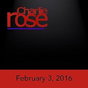 Charlie Rose: Shadi Hamid, Tom Gjelten, Farhana Khera, Jeanine Poggi, Stuart Elliott, Jason Deland, and Amos Gitai, February 3, 2016 Radio/TV Program