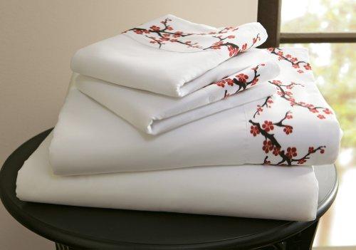 White Queen Bedroom Set 2057 front