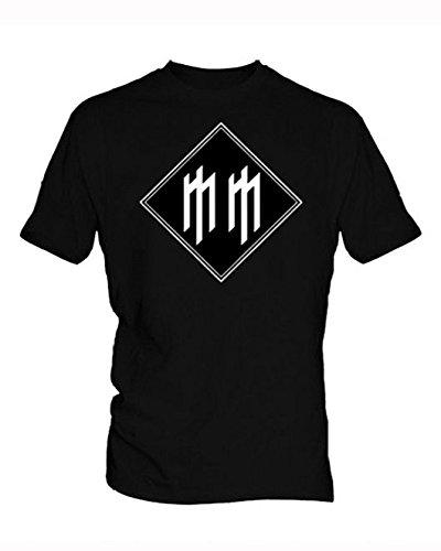 Marilyn Manson 3 Black Men's T-Shirt