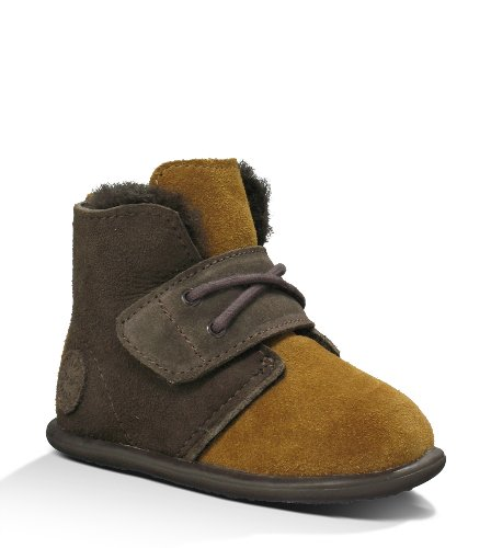 Ugg Infants Lil Chuck Chocolate Chestnut SIZE Large