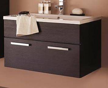 e zoll badm bel nino wpu 60 unterschrank u becken eiche schoko dc493. Black Bedroom Furniture Sets. Home Design Ideas
