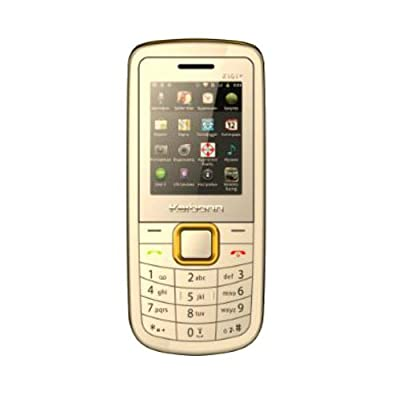 Karbonn K101* (White-Yellow)