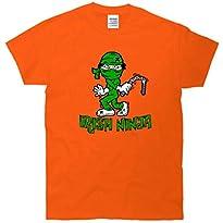 Irish Ninja St. Patricks Day Funny T-Shirt