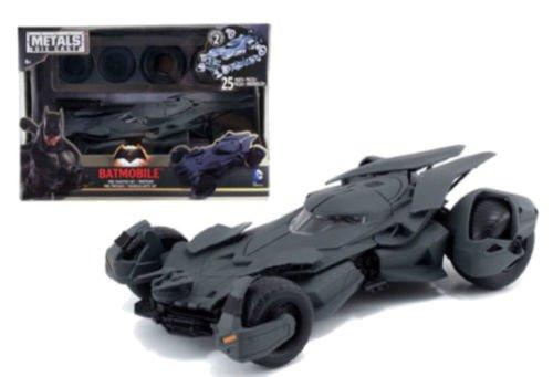 JADA METALS - BATMAN V SUPERMAN - BATMOBILE MODEL KIT Diecast Car at Gotham City Store