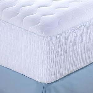 Amazon Beautyrest Luxury Pima Cotton Dobby Check