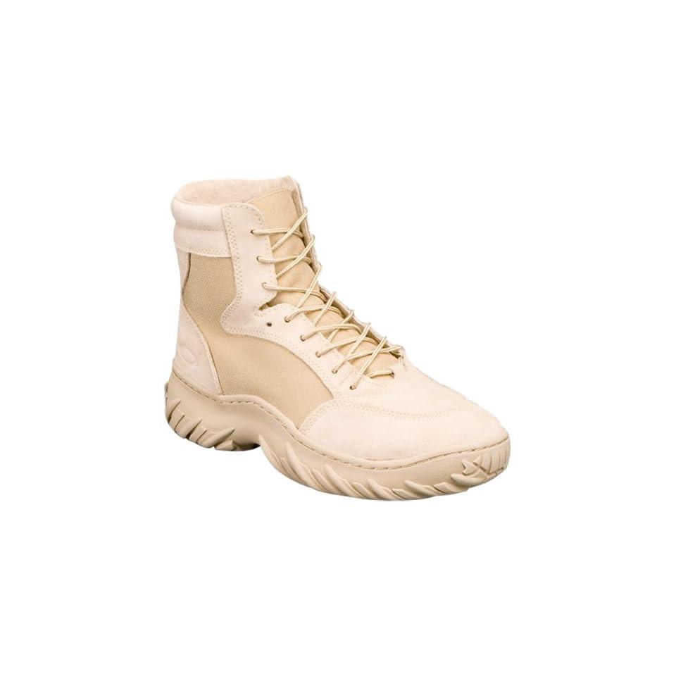 8079e0cf3d Oakley S.I. Assault Boot 6 Wide Mens Military Duty Sports Wear Footwear  Desert   Size 12.5